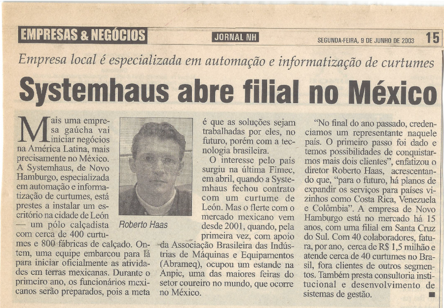 18 years of Systemhaus Mexico