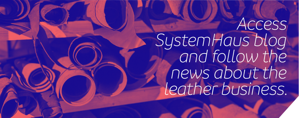 Access SystemHaus blog and follow the news about the leather business